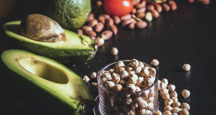heerlijke producten gezonde levensstijl