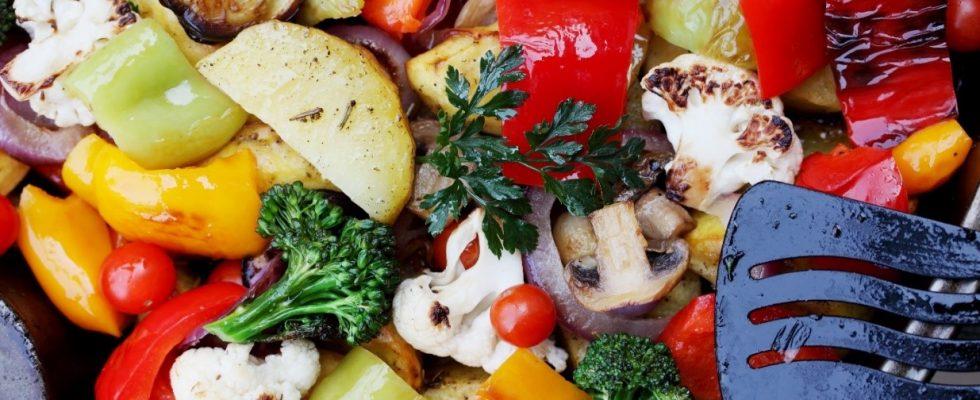 gestoofde groenten