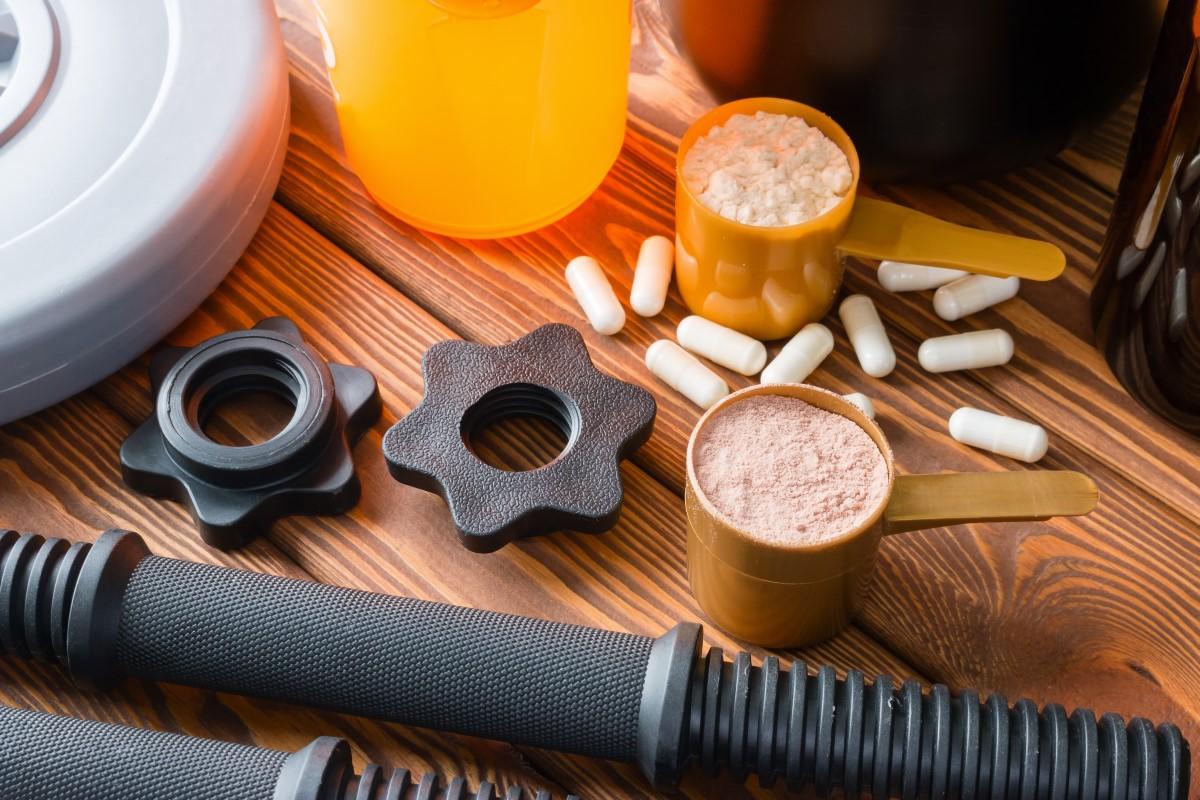 Supplementen ter aanvulling op gezonde voeding voor sporters