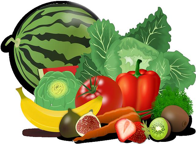 Tips om kinderen gezonder te laten eten