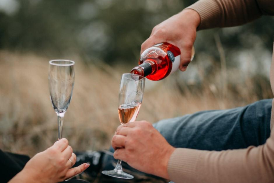 Af en toe een rosé drinken moet wel kunnen toch?